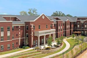 East Texas Baptist University + ETBU - Centennial Hall