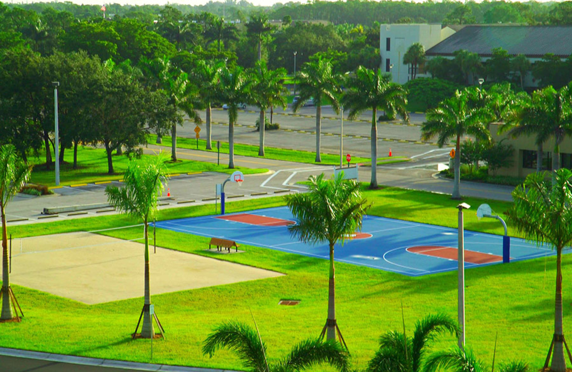 Image Result For Luxury Basketball Courts