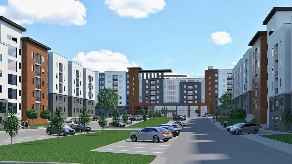 Park West Texas A&M Student Housing