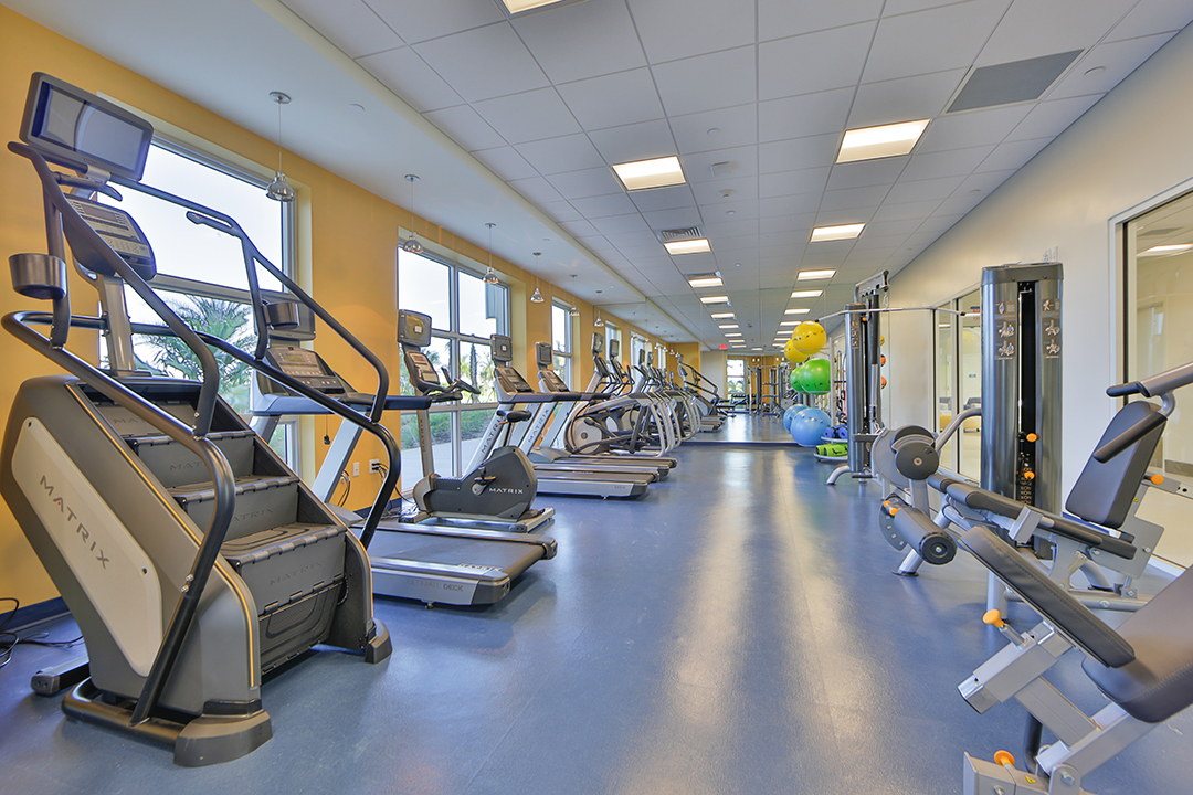 FIU Housing Fitness Center
