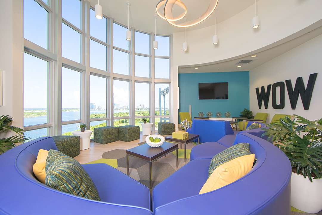 FIU Housing Social Lounge