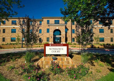 Midwestern State University Sundance Court Phase II