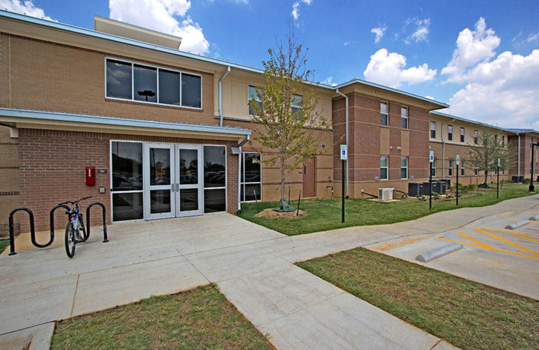 Northeast Texas Community College Residential Housing East