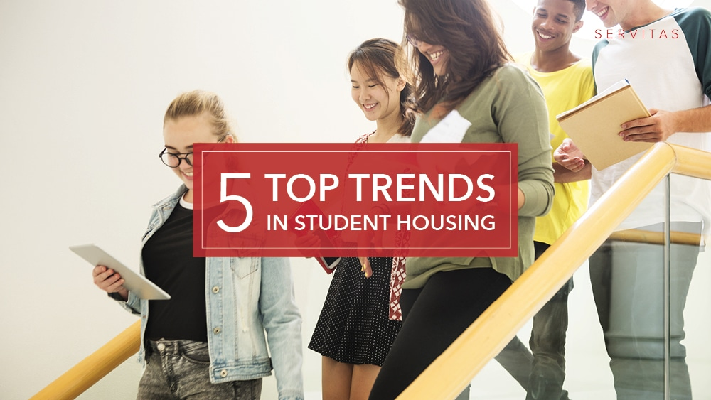 5 Top Trends in Student Housing