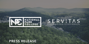 National Park College press release