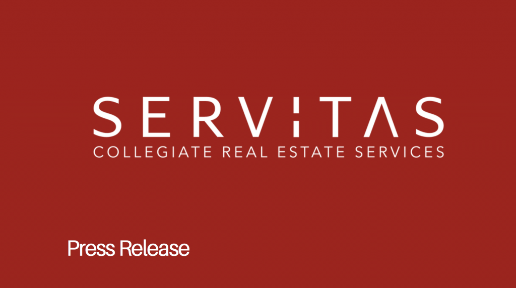 Servitas collegiate real estate logo