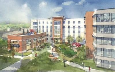 Servitas awarded 360-bed student housing project at Santa Rosa Junior College