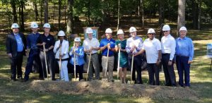 Servitas Groundbreaking ceremony