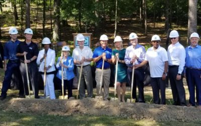 Servitas Breaks ground on 180-Bed Development at National Park College