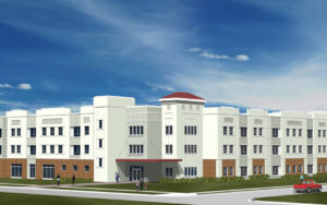 University of Louisiana Monroe Student Housing Development