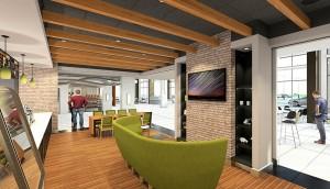 Coffee-Shop-Rendering-2 TAMU-Student-Housing